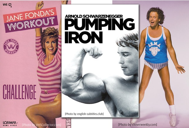 Forty Years of Commercial Fitness