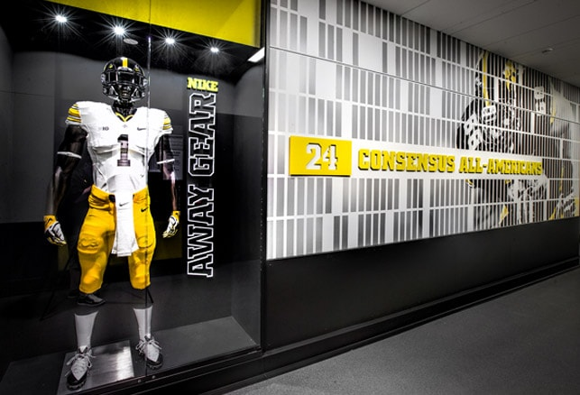 How Branding Took Iowa Football's Practice Facility to the Next Level (Sponsored)
