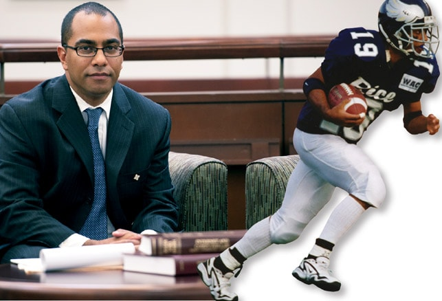 Law Professor Promotes Way to Pay College Athletes