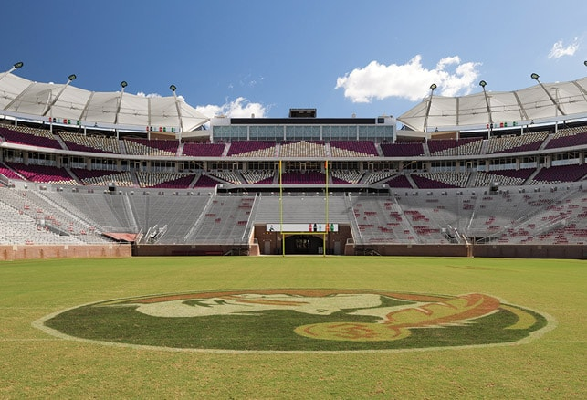 Stadium Renovation Shows Seminole Pride