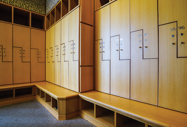 How to Find the Right Locks for Your Locker Room