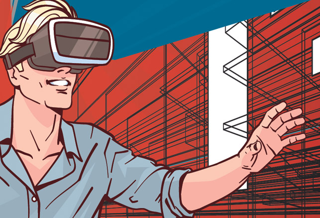 How VR Can Help Design Better Athletic Facilities