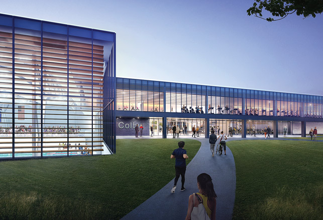 New Projects: Gordie Howe Sports Complex | University of Wisconsin-Whitewater