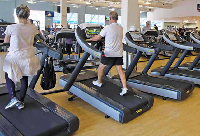 Why Investment in Connected Cardio Equipment Makes Sense