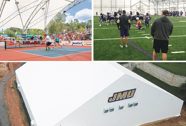 Three Ways Fabric Structures Protect Athletes