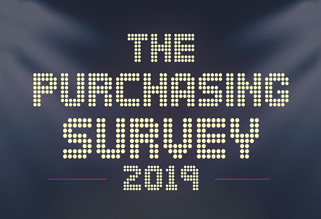 The 2019 Purchasing Survey