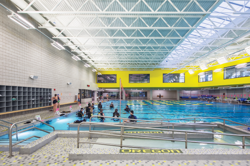 University of Oregon Student Recreation Center Expansion
