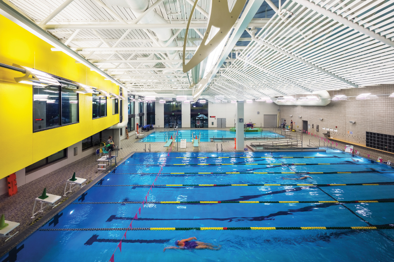 Athletic business athletic business - University of alberta swimming pool ...