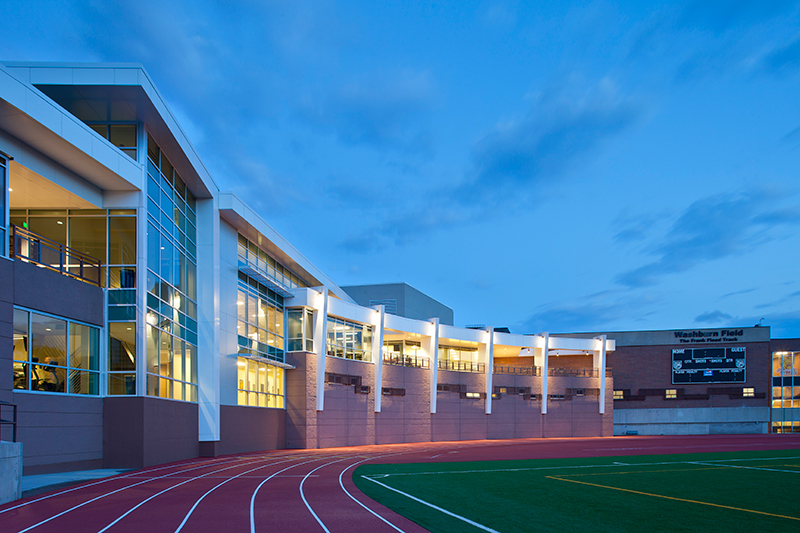 El Pomar Sports Center Renovation and Addition - Colorado College