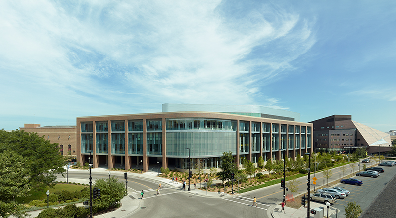 University of Minnesota Recreation and Wellness Center Renovation and Expansion