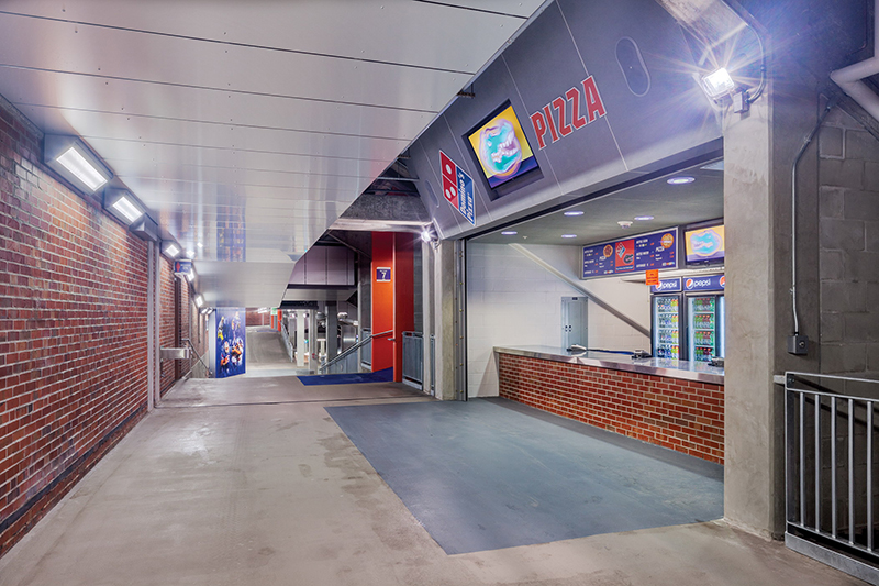 Ben Hill Griffin Stadium Concourse Renovation - University of Florida