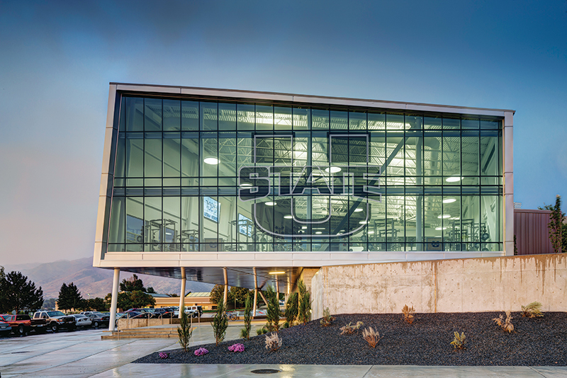 Utah State University Strength and Conditioning Center