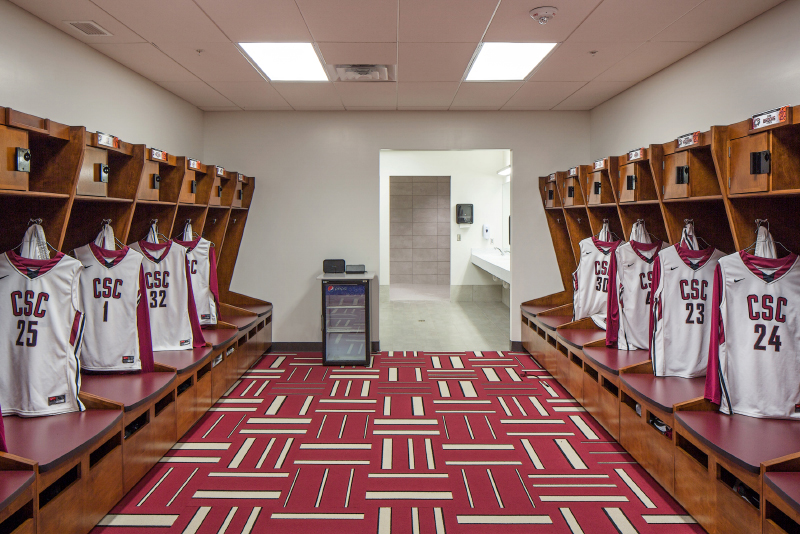 Armstrong Gymnasium and Chicoine Events Center – Chadron State College