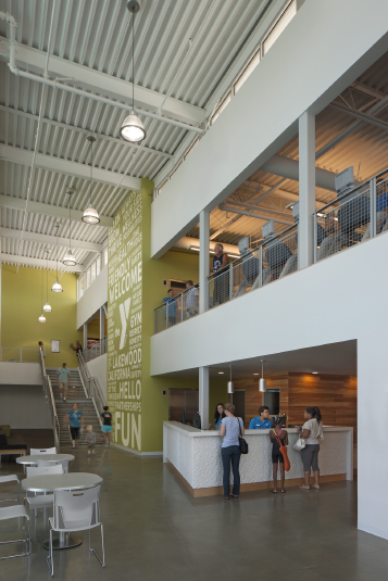 Weingart-Lakewood Family YMCA Renovation and Addition