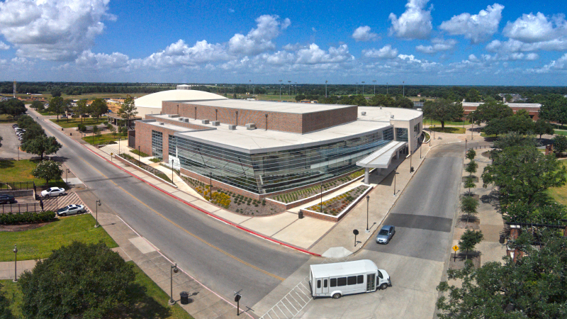 Prairie View A&M University Student Recreation Center