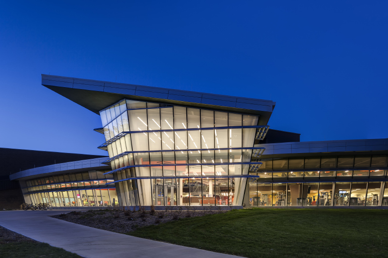 Bowling Green State University Student Recreation Center Renovation and Addition