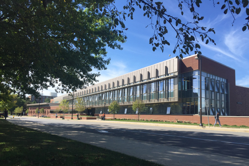 Penn State University Intramural Recreation Building Renovation and Addition, Phases 1 and 2
