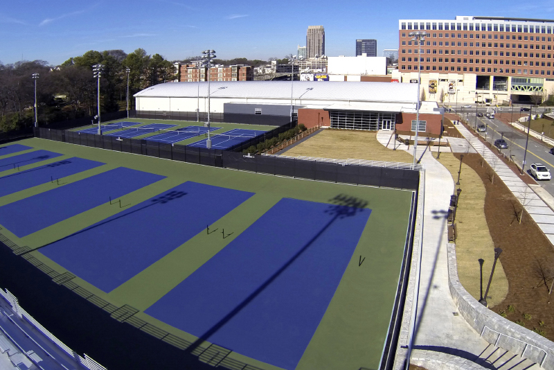 Ken Byers Tennis Complex – Georgia Institute of Technology