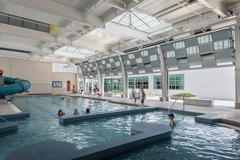 City of Euless Family Life Aquatic & Recreation Center