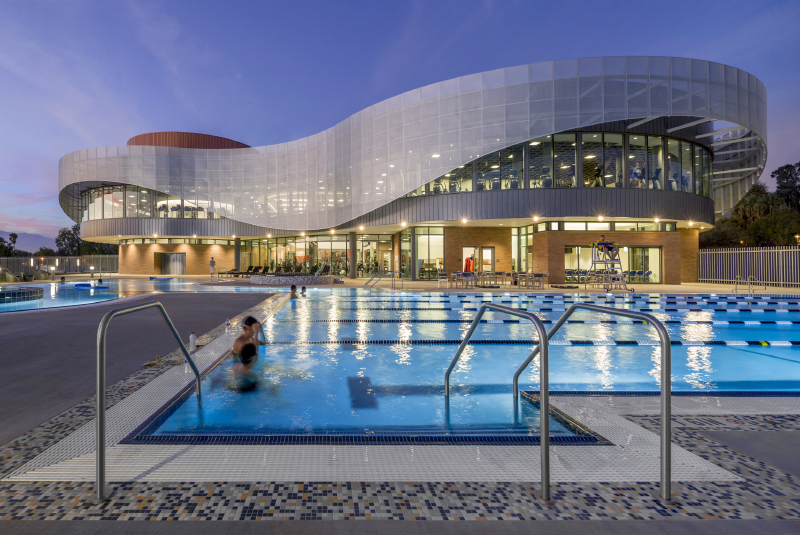 University of California Riverside Student Recreation Center Expansion