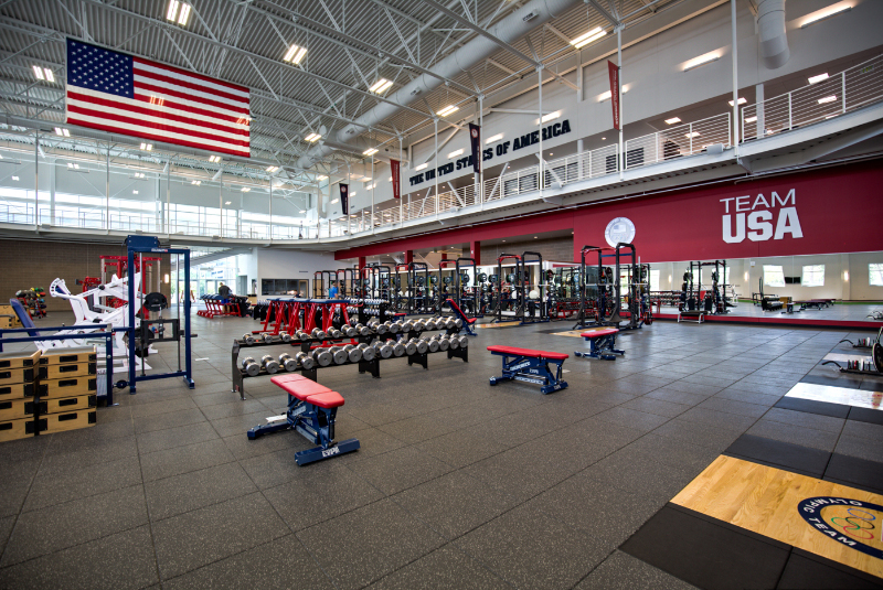 Ted Stevens Sports Services Center – United States Olympic Training Center
