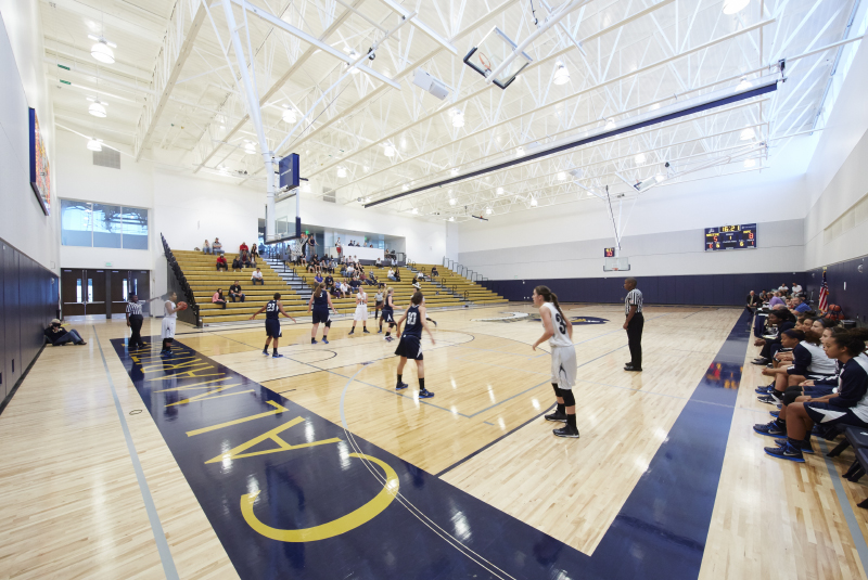 Cal Maritime Physical Education and Aquatics Center – California State University Maritime Academy