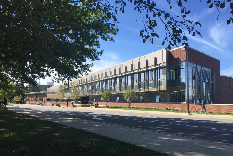 Penn State University Intramural Recreation, Building Renovation and Addition, Phases 1 and 2