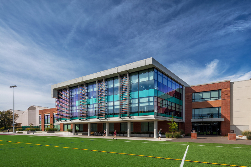 University of Oregon, Student Recreation Center, Renovation and Expansion