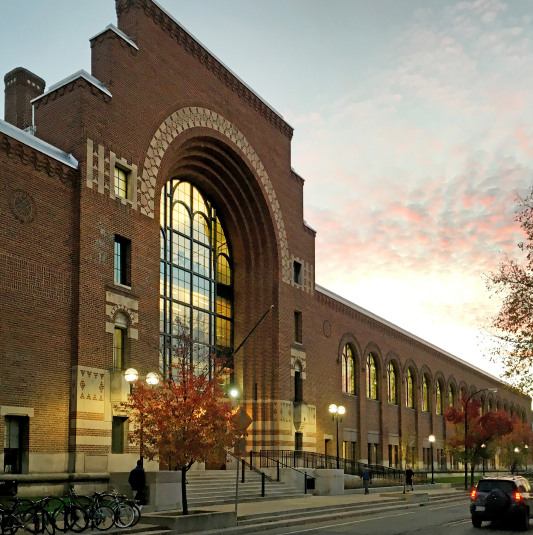 Intramural Sports Building Renovation, University of Michigan