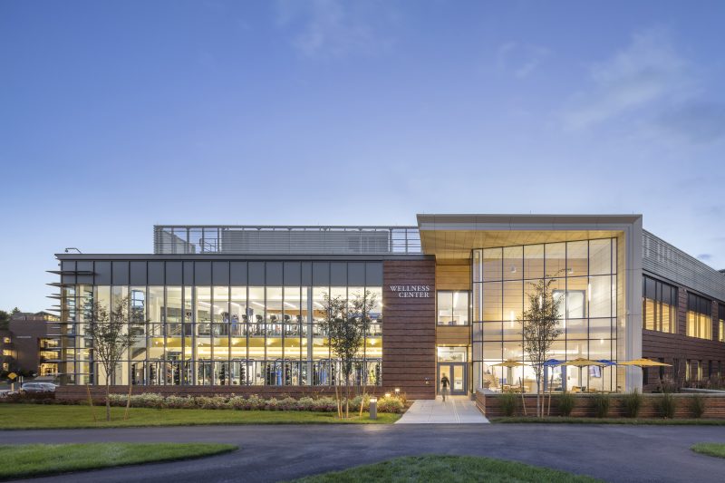 Worcester State University, Wellness Center
