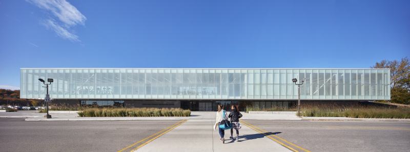 Conestoga College  Student Recreation Centre, Renovation & Addition