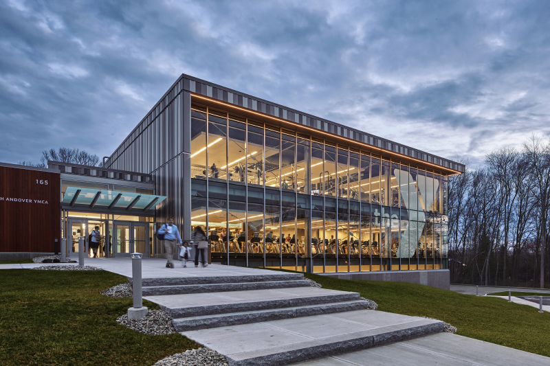 Merrimack Valley YMCA, Andover/North Andover Branch Expansion