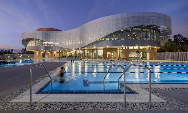 University of California, Riverside, Student Recreation Center Expansion