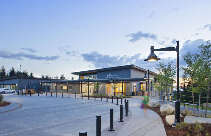 Sammamish Community & Aquatic Center