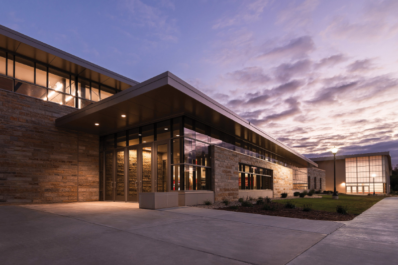 Ripon College - Willmore Athletic & Wellness Center