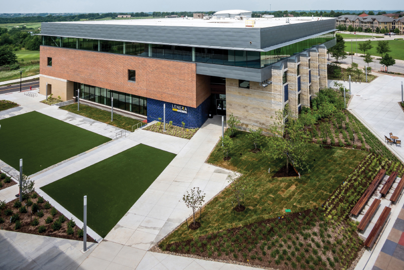 Lenexa Rec Center