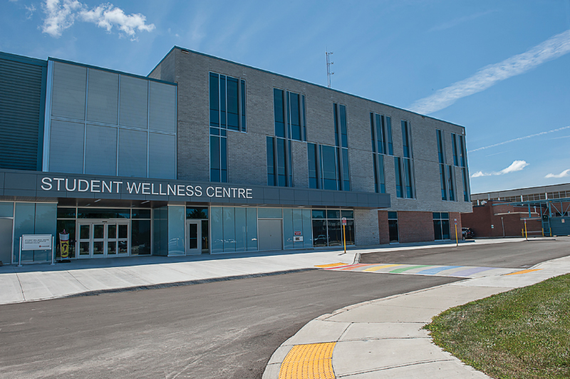 Fanshawe College Student Wellness Centre