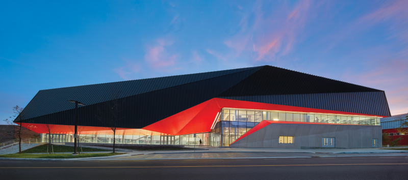 University of Guelph Gryphons Athletic Centre