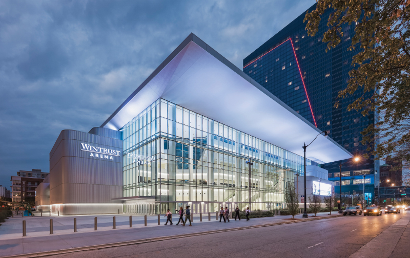 Wintrust Arena at McCormick Square