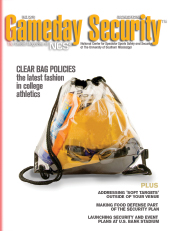 Fall Issue of Gameday Security
