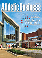 Current Issue of Athletic Business