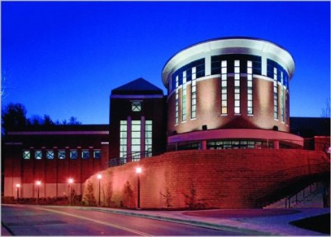 Appalachian State University - Student Recreation Center