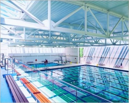 The Beede Swim & Fitness Center