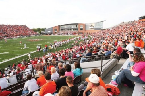 Sebo Athletic Center - Bowling Green State University