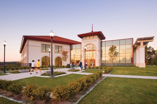 Montclair State University Student Recreation Center