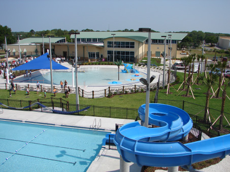 City of New Port Richey Recreation Center and Aquatic Complex