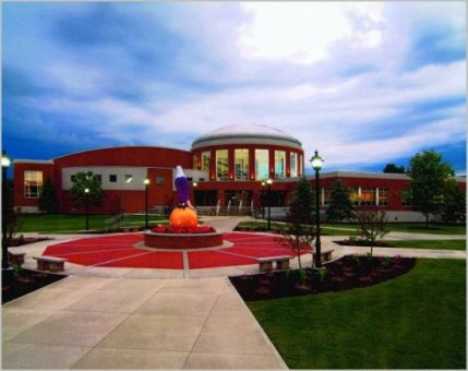 Ashland University - The Recreation and Arthur L. & Maxine Sheets Rybolt Recreation and Sport Sciences Center