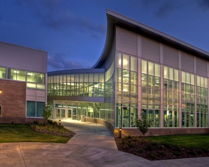 University of Illinois at Springfield Student Recreation Center