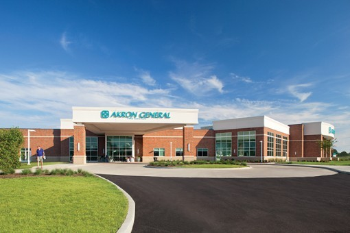 Akron General Health & Wellness Center _ Green