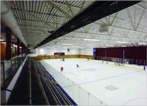 Plymouth Ice Center Expansion